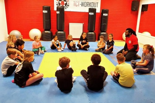Clinic Kids' Boxing
